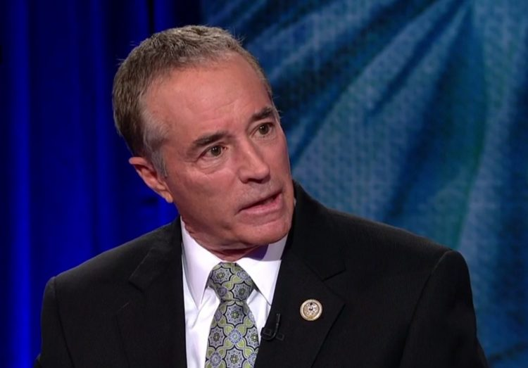Rep. Chris Collins, R-Clarence, doesn't plan to attend a student-organized forum on gun violence. He should reconsider. (News file photo)