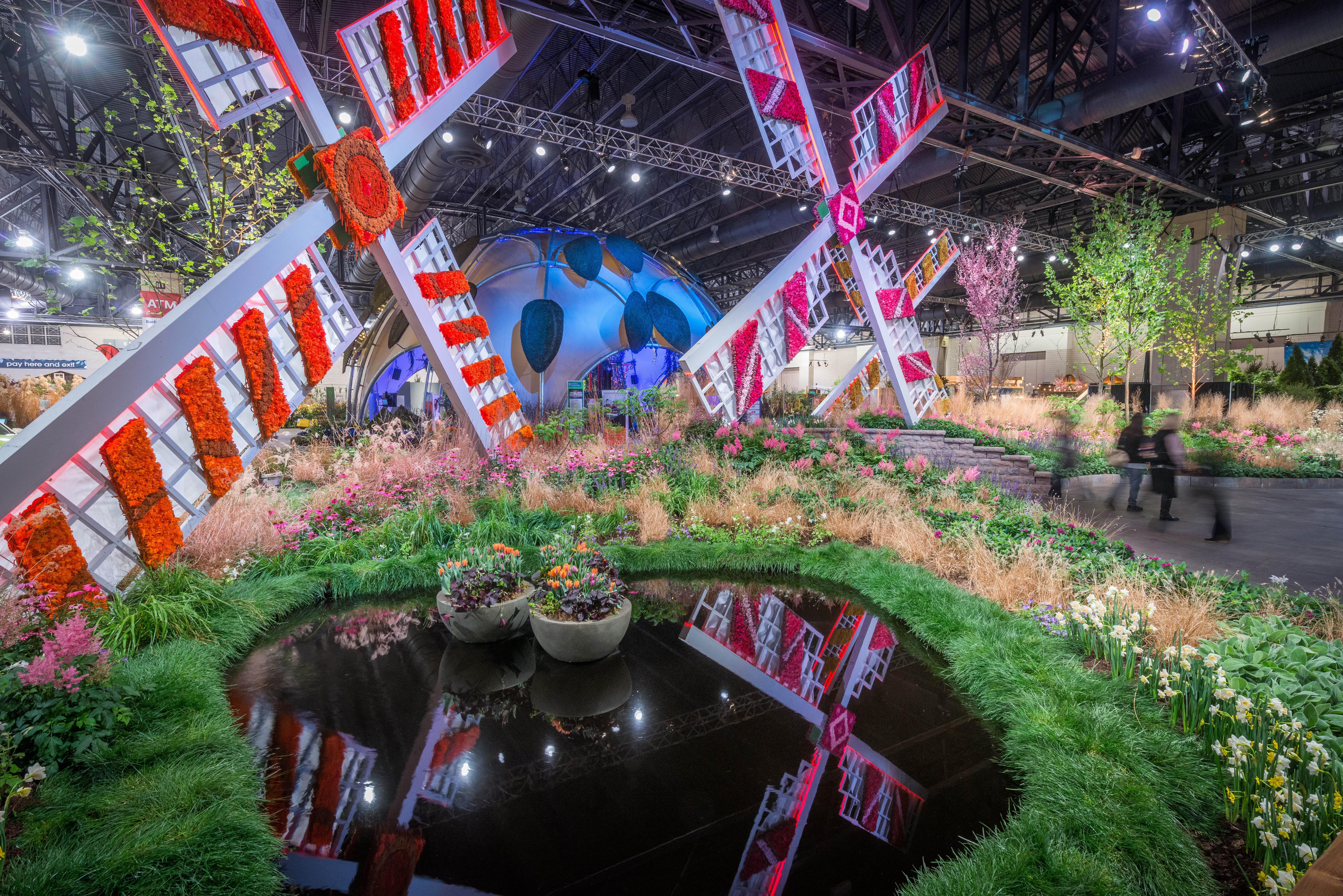 Gran Jardinería: Una visita a Filadelfia Espectáculo de las Flores - El ... - Buffalo News 2