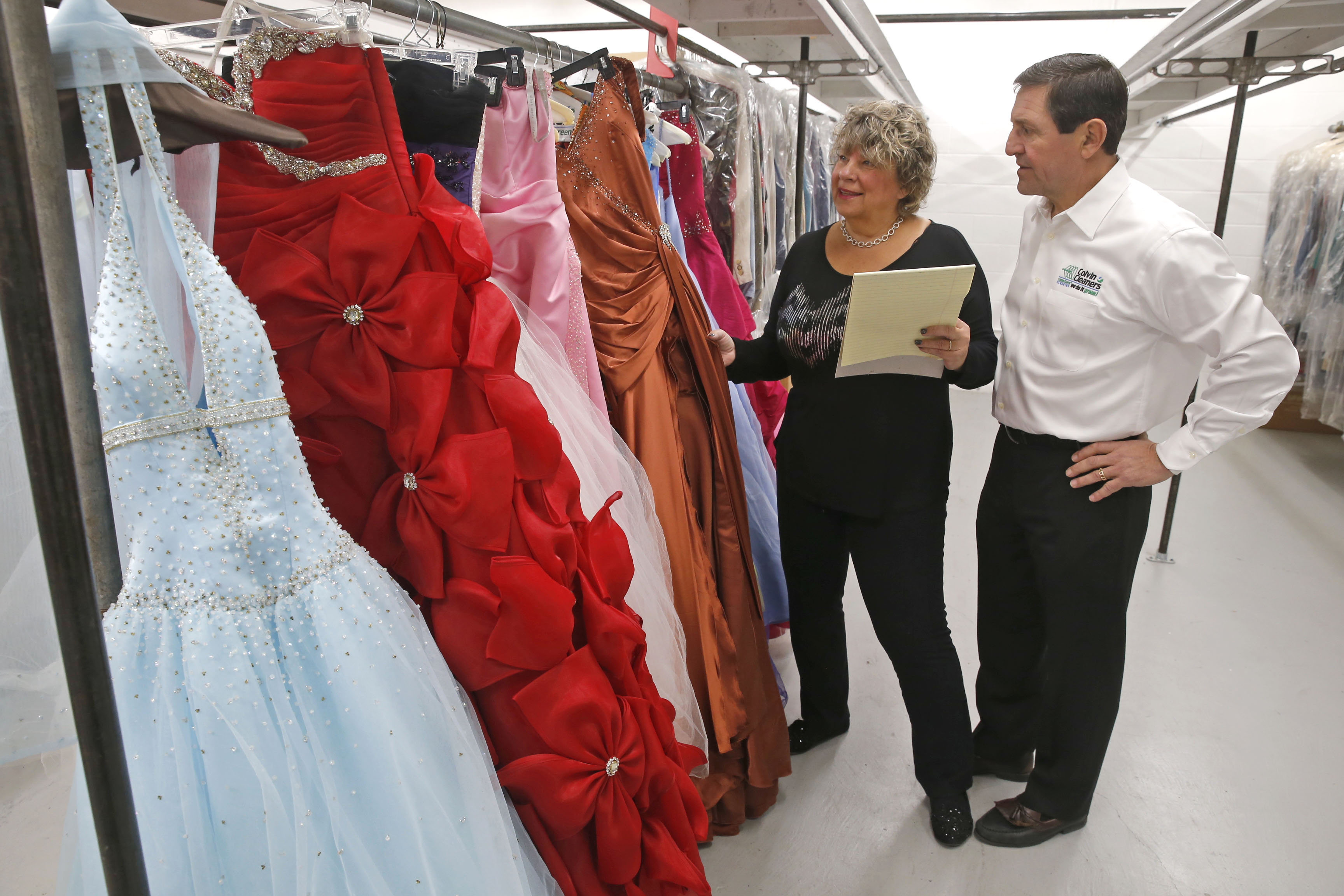 For the Billonis, Gowns for Prom is about more than the dress – The ...