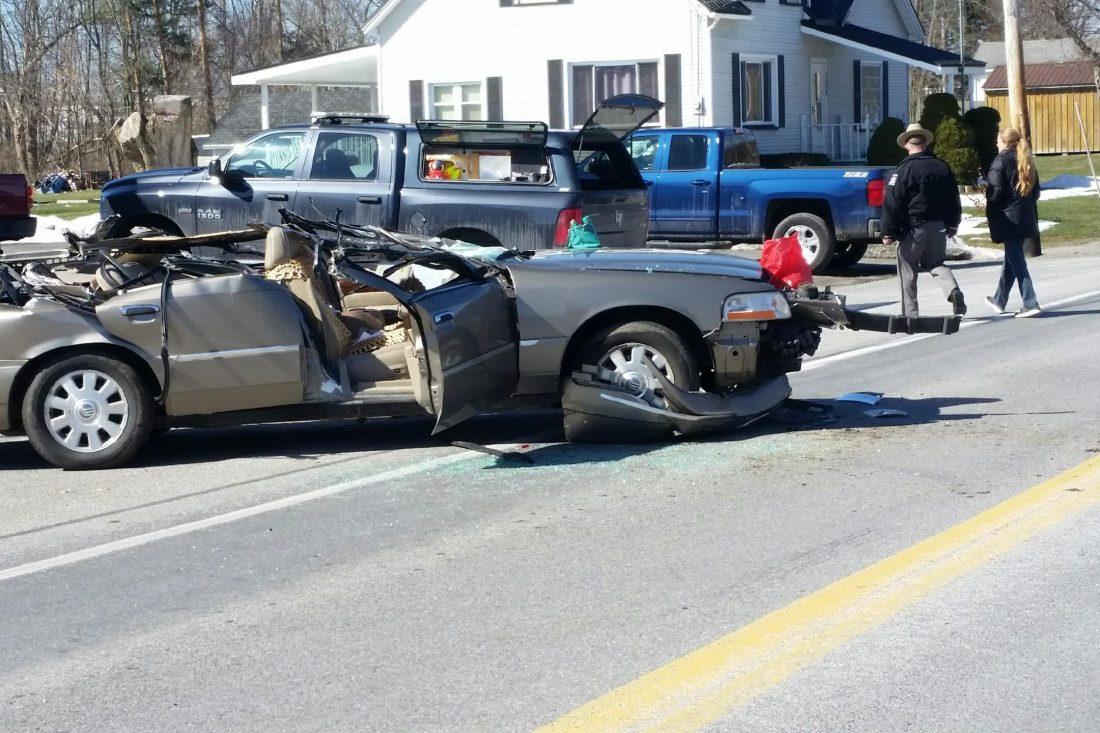 Fatal car crash – The Buffalo News