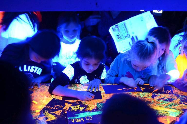 Kids, and parents, can get their hands dirty next weekend at Messfest in the Buffalo Museum of Science. (Buffalo News file photo)