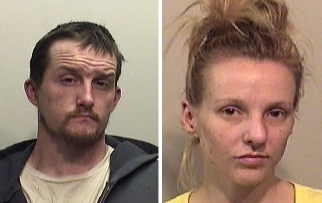 Joshua D.N. Shubbuck, 31, of Lockport, and Mary L. Wagner, 29, of Wilson. (Niagara County Sheriff's Office)