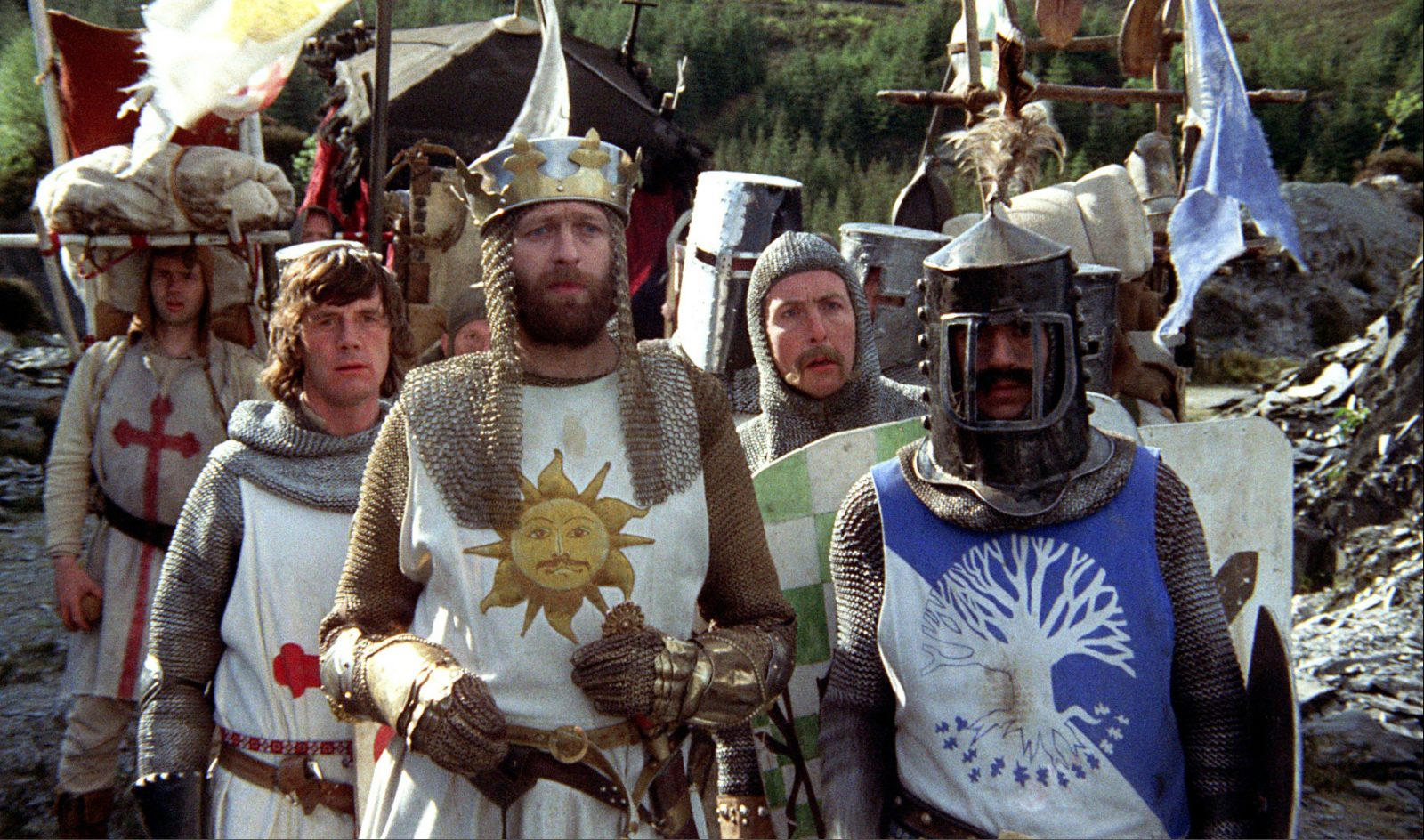 'Monty Python and the Holy Grail' will be shown as part of Buffalo Film Seminars.