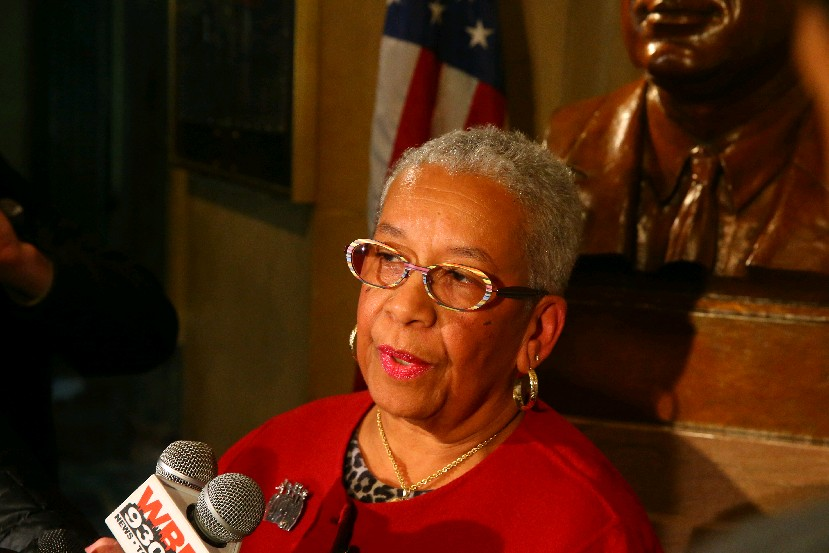 Buffalo School Board President Barbara A. Seals Nevergold. (News file photo)