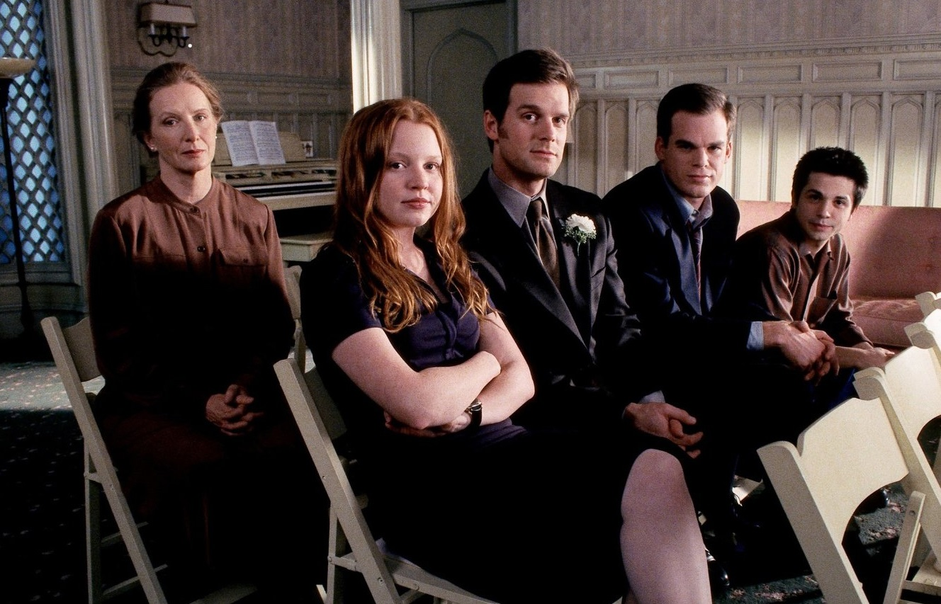 'Six Feet Under' (2001) is a series that you should be watching.