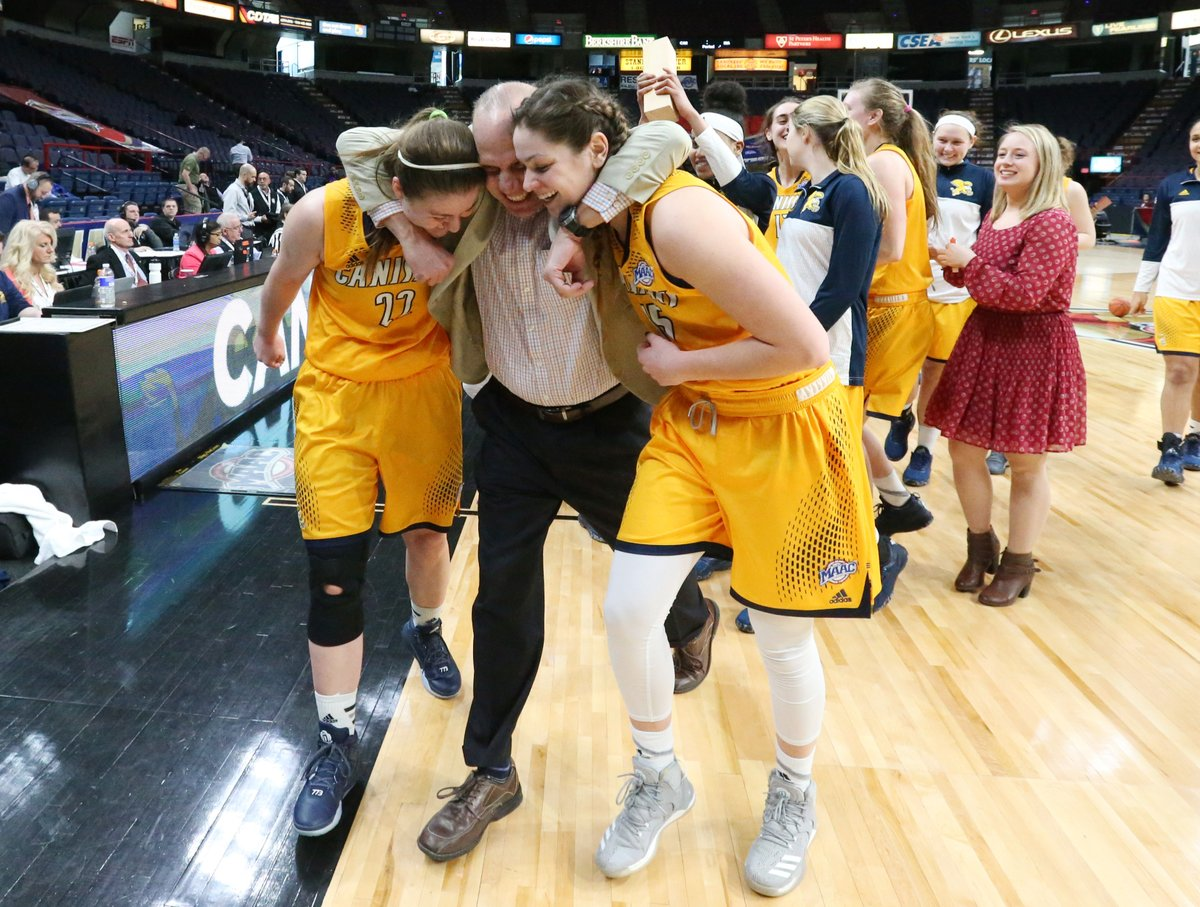 Terry Zeh set the program record for wins by a coach, but the program has not had a winning season since 2009. (James P. McCoy/Buffalo News File Photo)