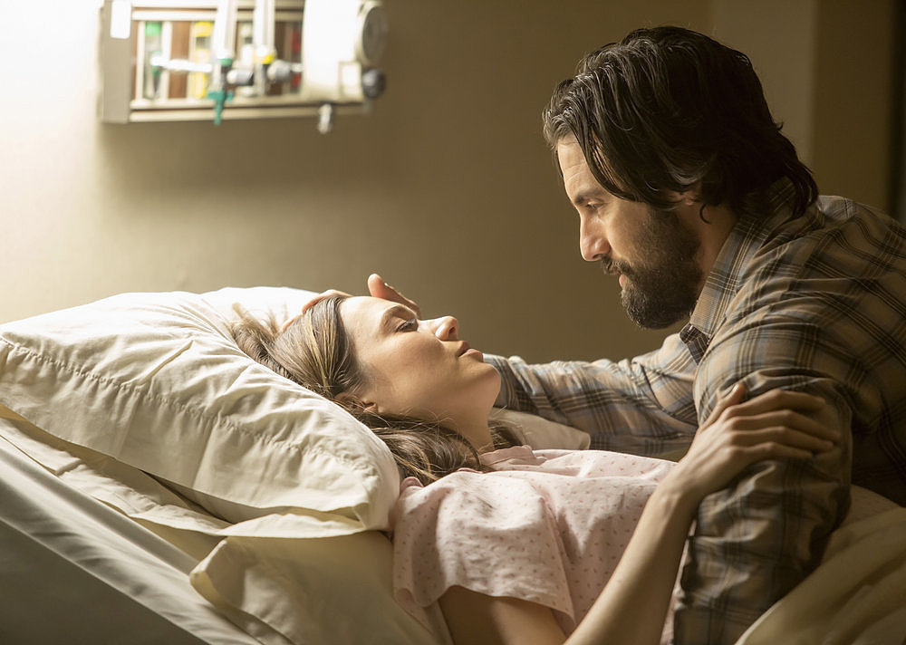 NBC drama 'This Is Us' prompted healthy debates between The News' TV critic and his fiancee.