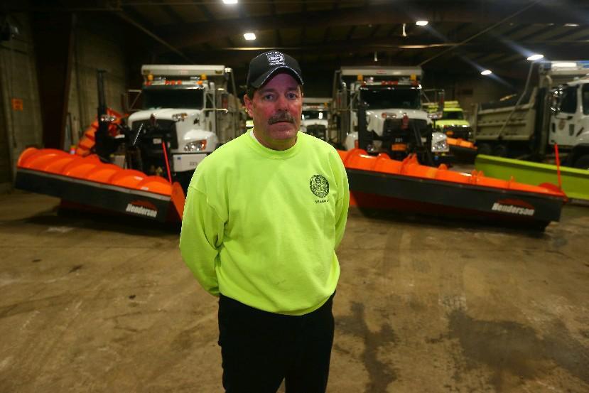 Cheektowaga Highway Superintendent Mark Wegner says a town probe was designed to blacken his good name. (John Hickey/News file photo)