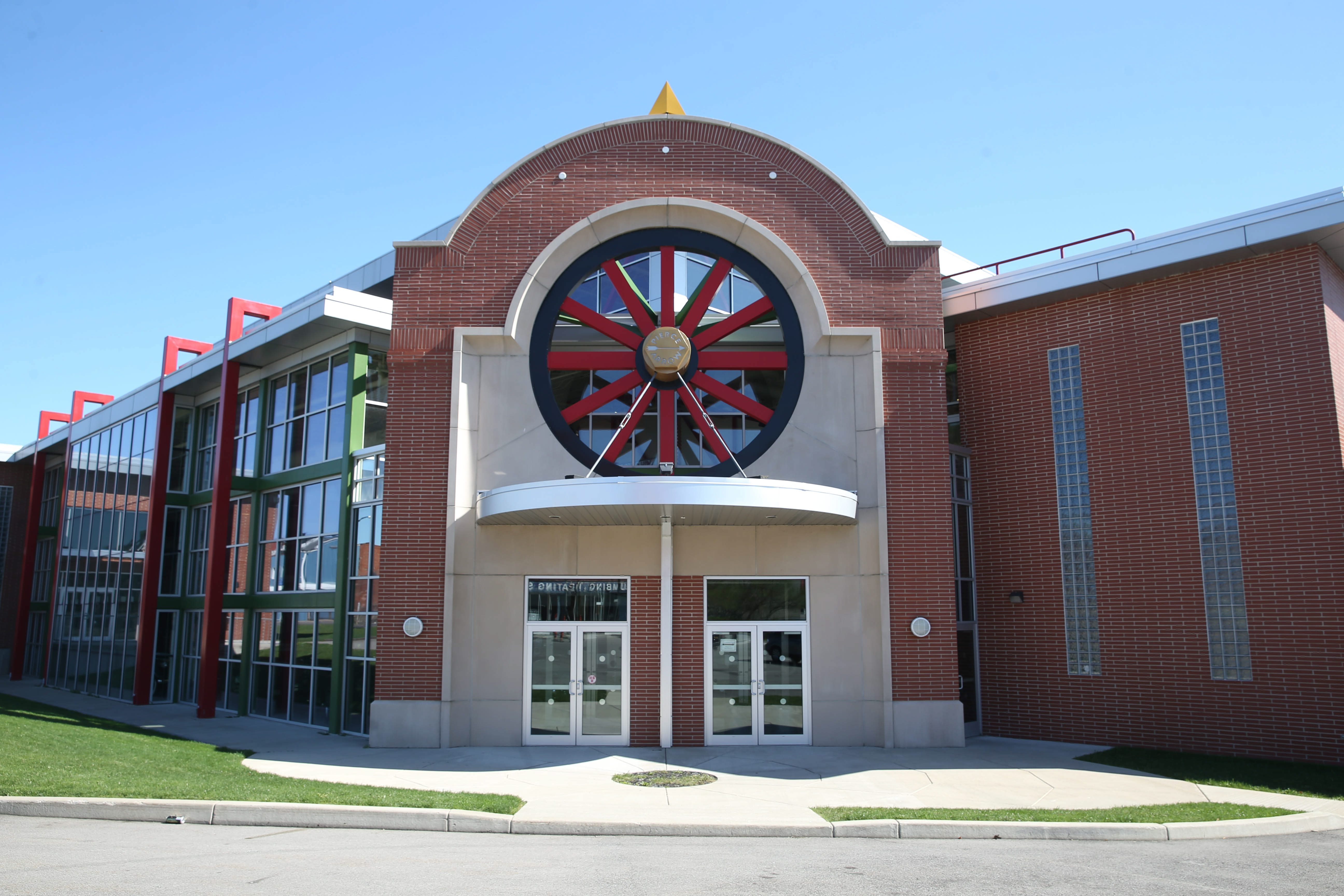 The Pierce-Arrow Museum is located at 263 Michigan Ave. in Buffalo. (Sharon Cantillon/Buffalo News)