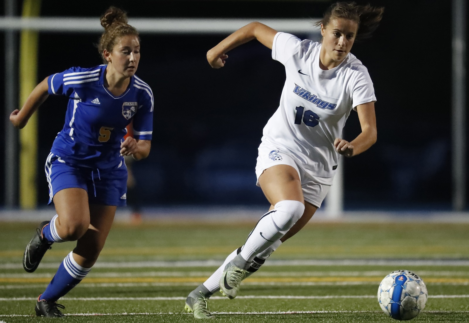 WNY Flash have signed Maddie Pezzino to their UWS squad. (Harry Scull Jr./Buffalo News file photo)