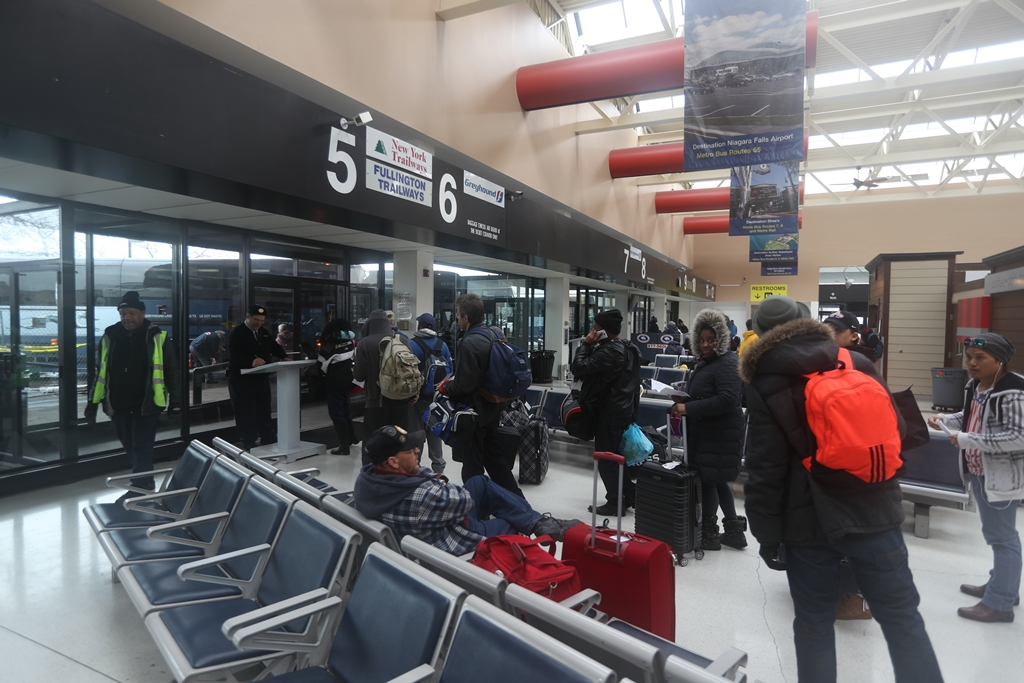 Nfta Says Moving Bus Terminal To Train Station Would Come With High Cost The Buffalo News