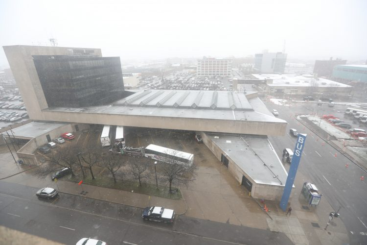 Nfta Says Moving Bus Terminal To Train Station Would Come