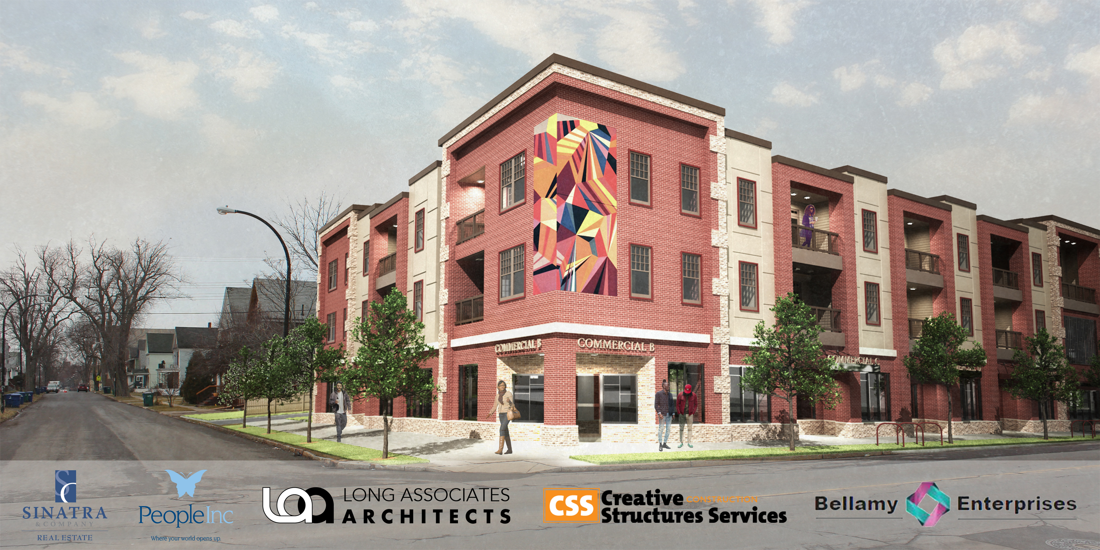 People Inc. to start work on Jefferson Avenue apartments