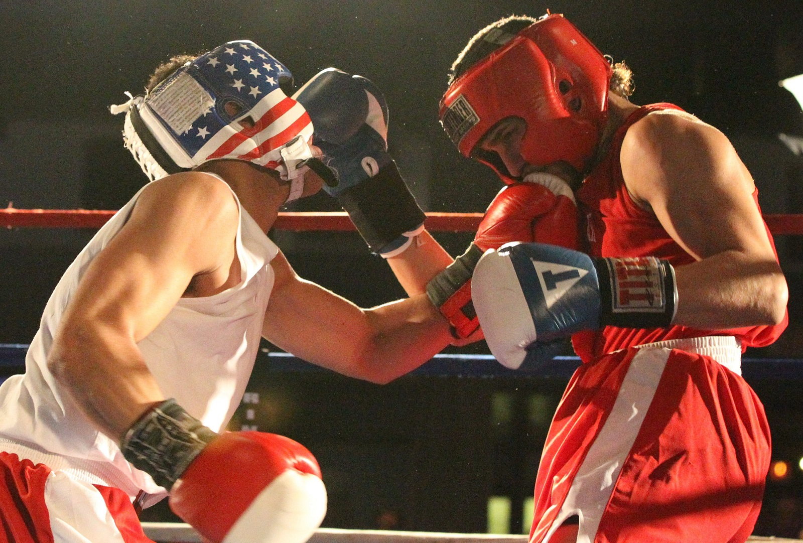 The state Golden Gloves tournament starts Sunday in Buffalo RiverWorks. (James P. McCoy/News file photo)