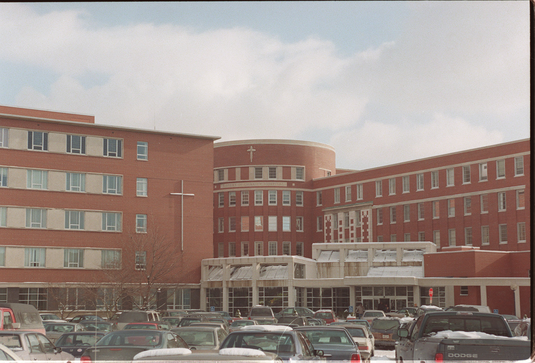 Sisters Hospital is one of three area hospitals that received top grades. (Buffalo News file photo)