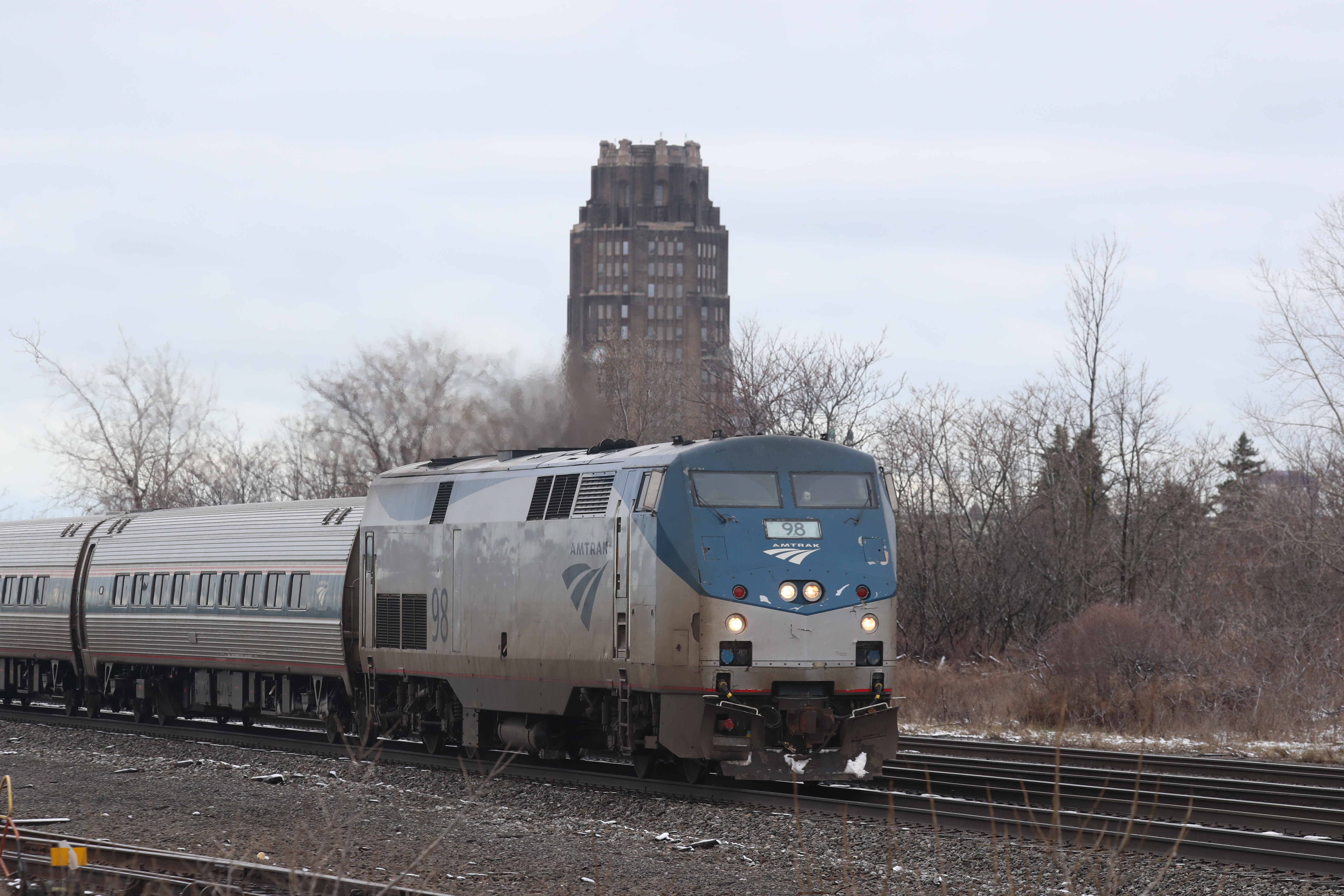 Trump budget could nix Amtrak's Lake Shore Limited, alter