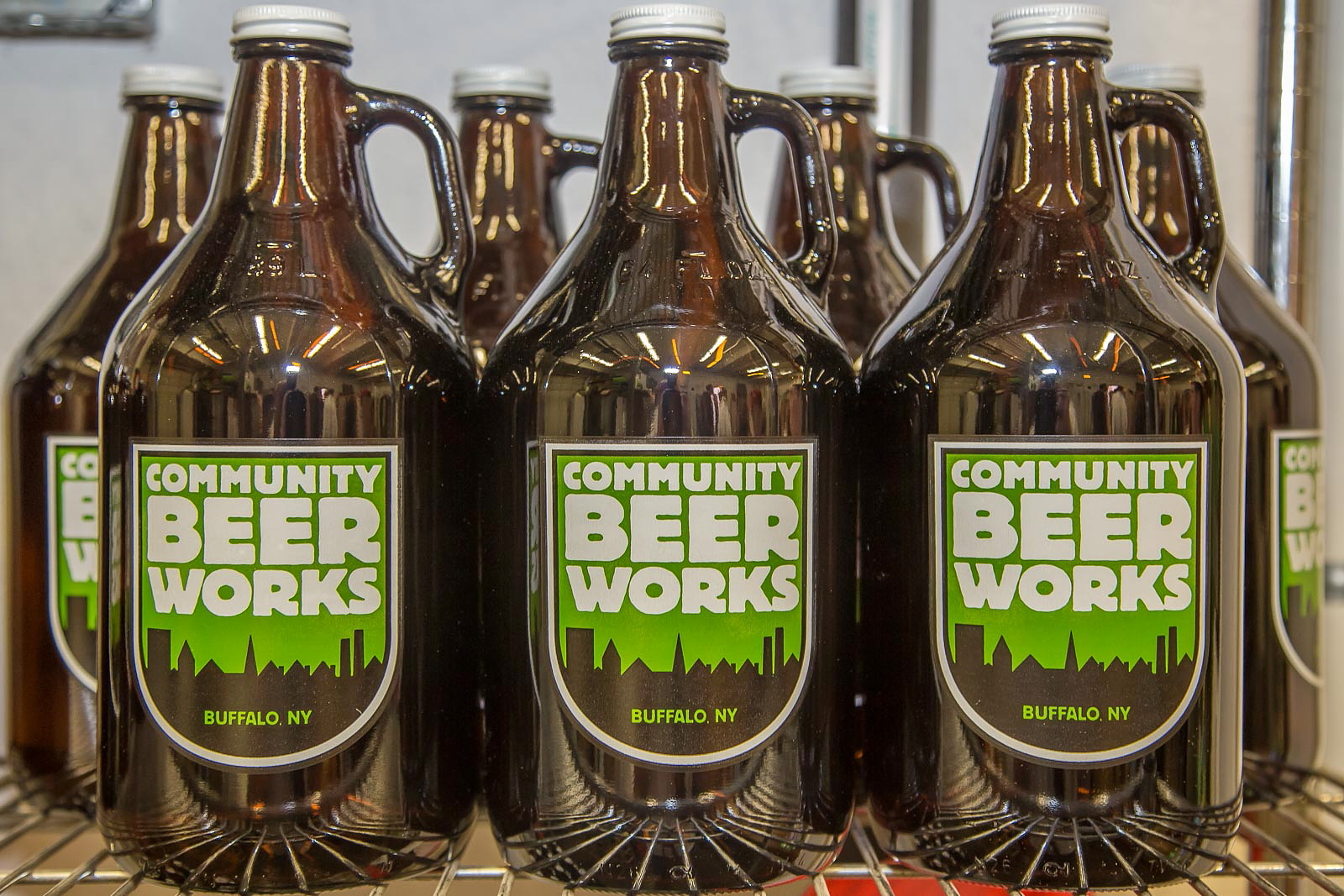 Community Beer Works will celebrate its fifth anniversary this weekend. (Don Nieman/Special to The News)