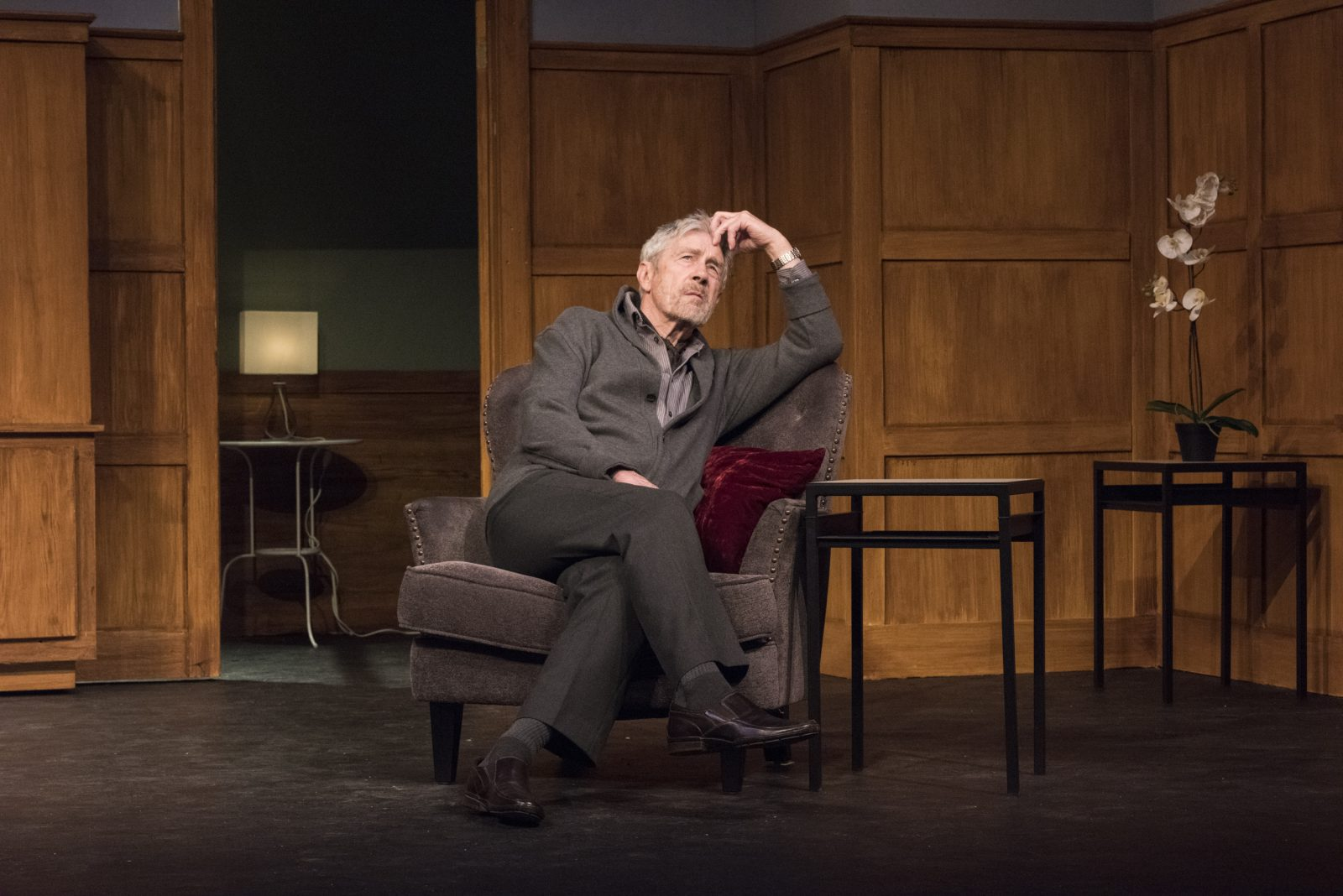 David Lamb stars in the Kavinoky Theatre's production of 'The Father.'