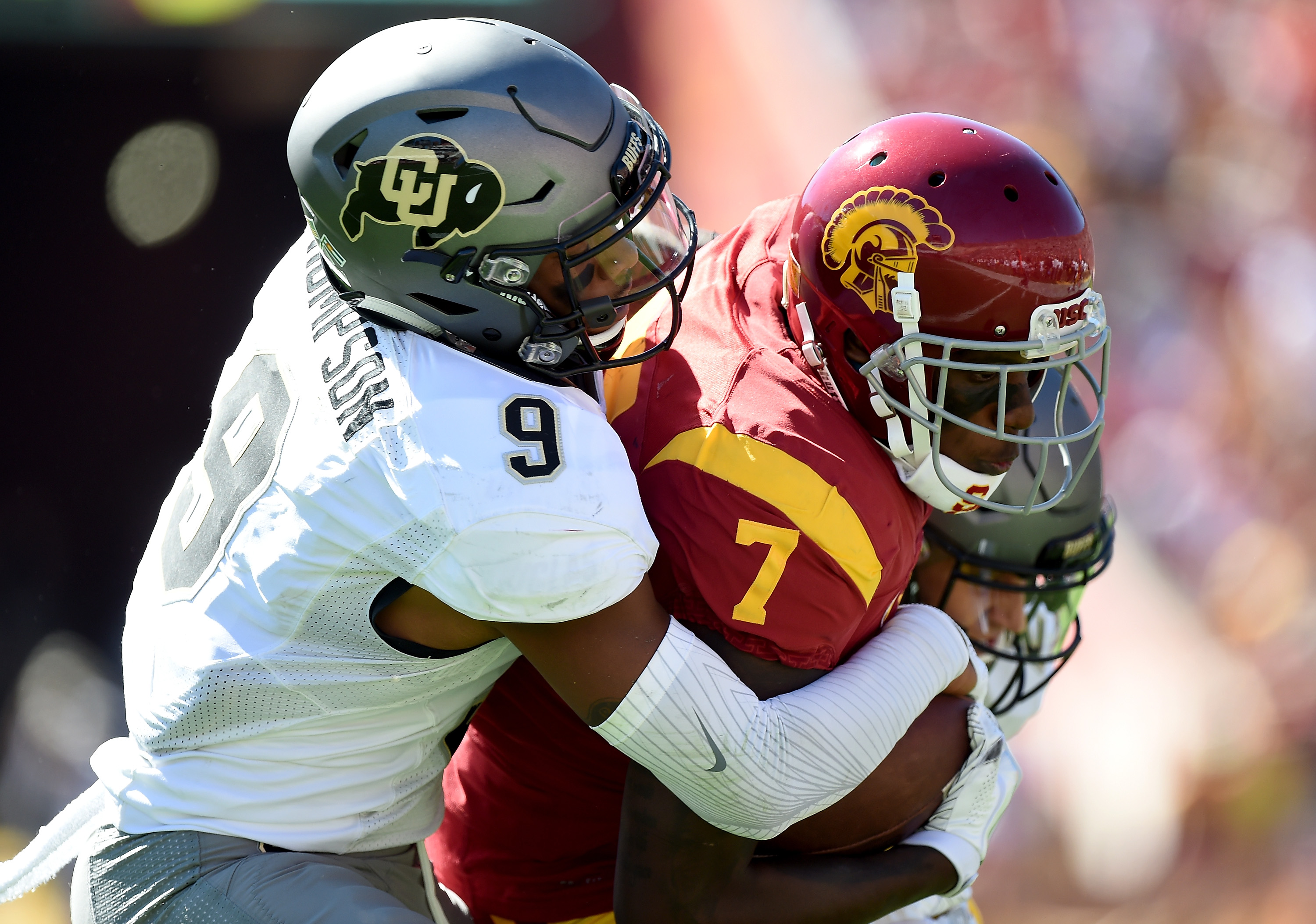 Colorado's Tedric Thompson was a second-team All-Pac-12 selection as a senior. (Getty Images)