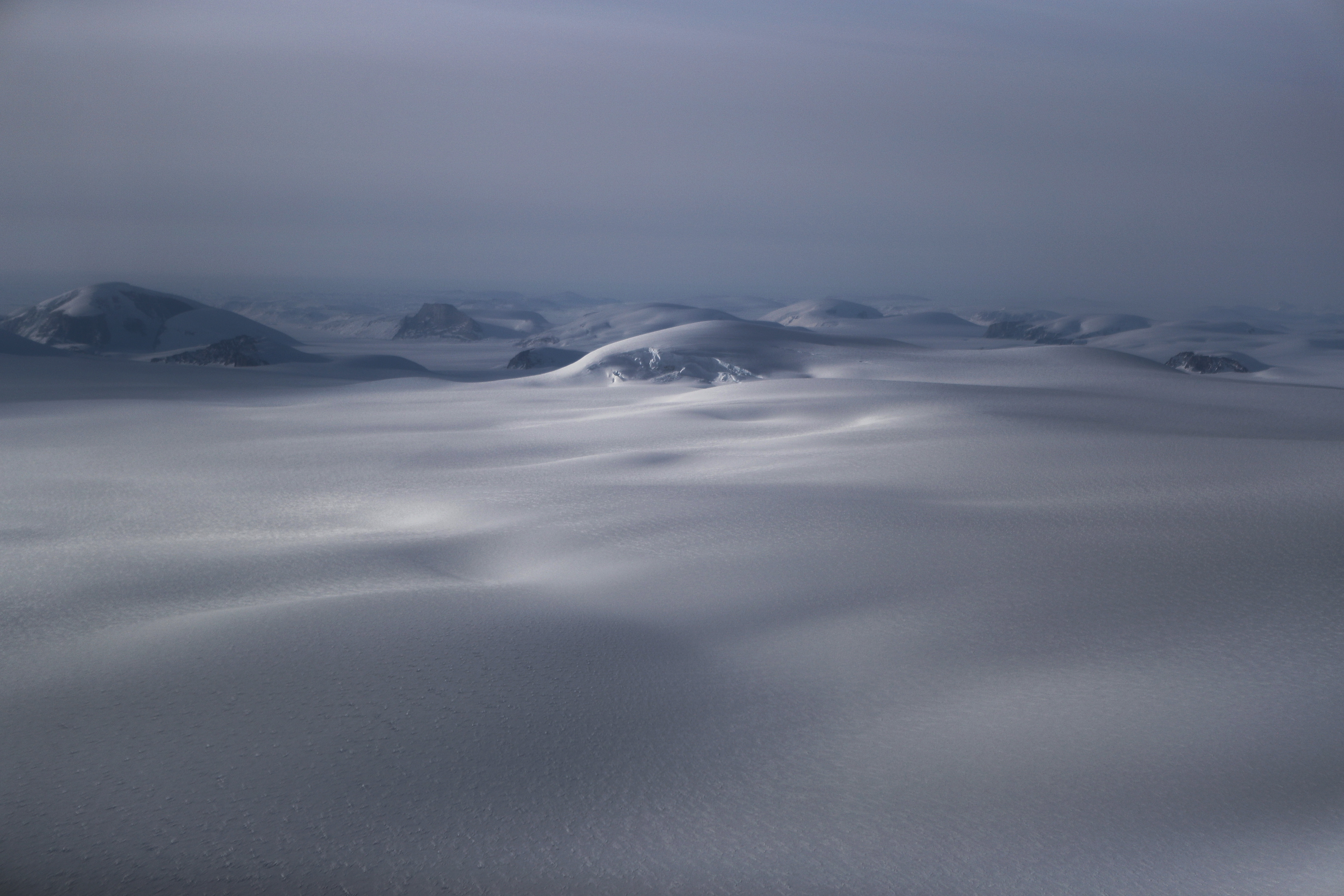 NASA is monitoring Arctic ice loss due to warming temperatures with research flights over Greenland and Canda. (Getty Images)