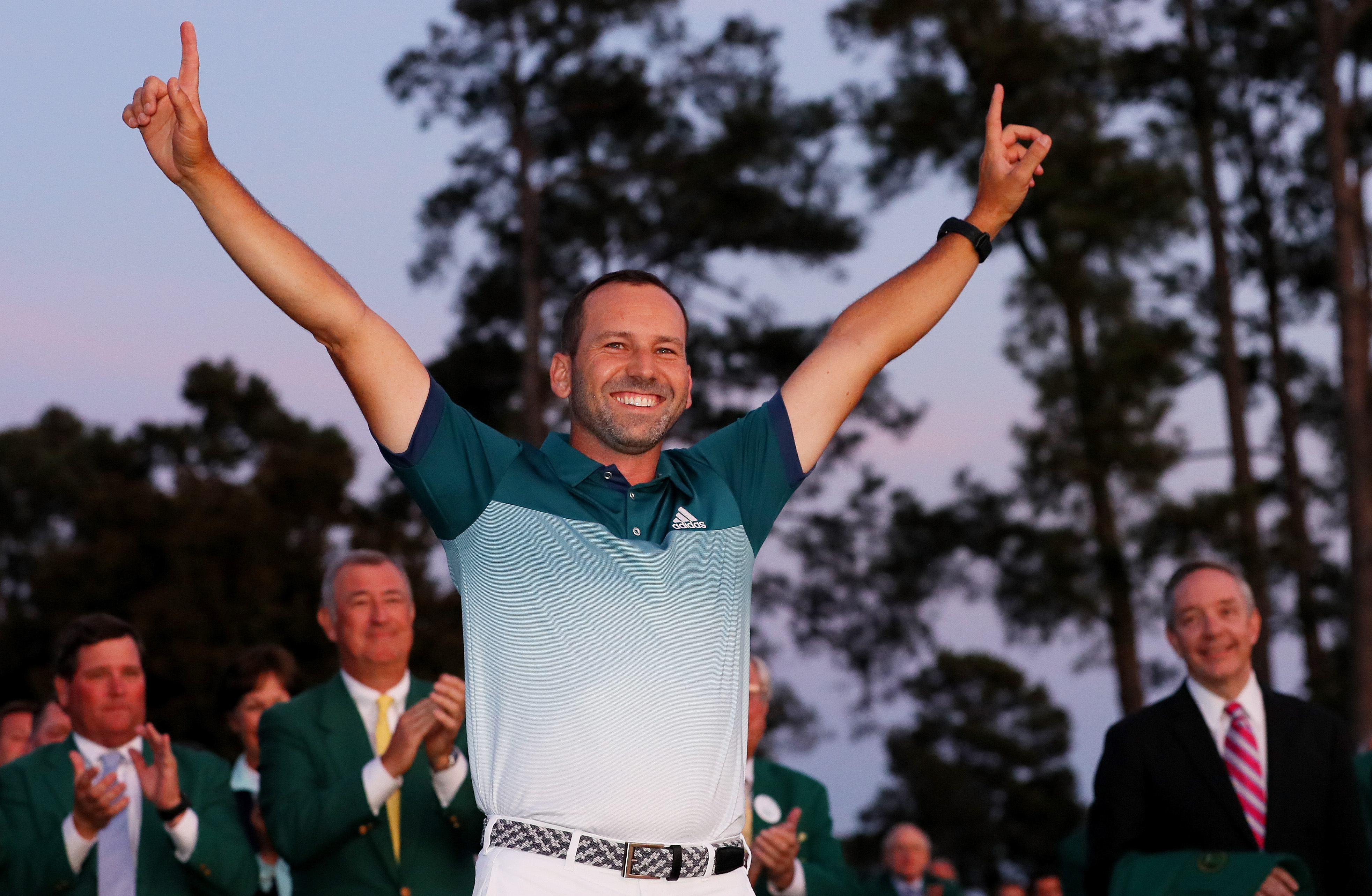 There are many lessons worth learning from Sergio Garcia's long, torturous journey to his first major championship. (Getty Images)
