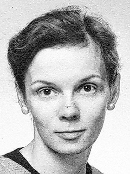 HAGUE, Dorothy Marie (Gnann)