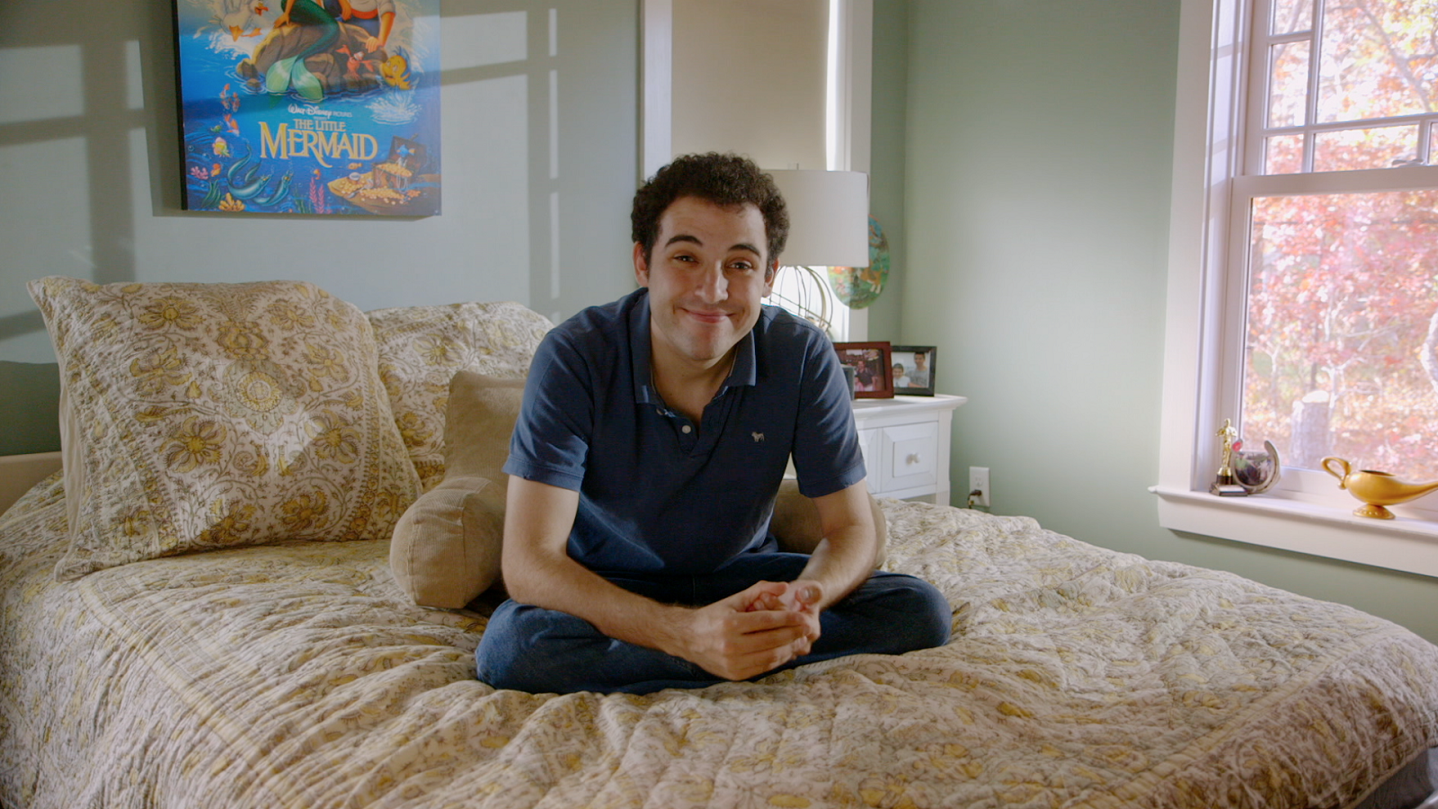 'Life, Animated' is the story of Owen Suskind, a young man who was unable to speak as a child until he and his family discovered a unique way to communicate through Disney films.