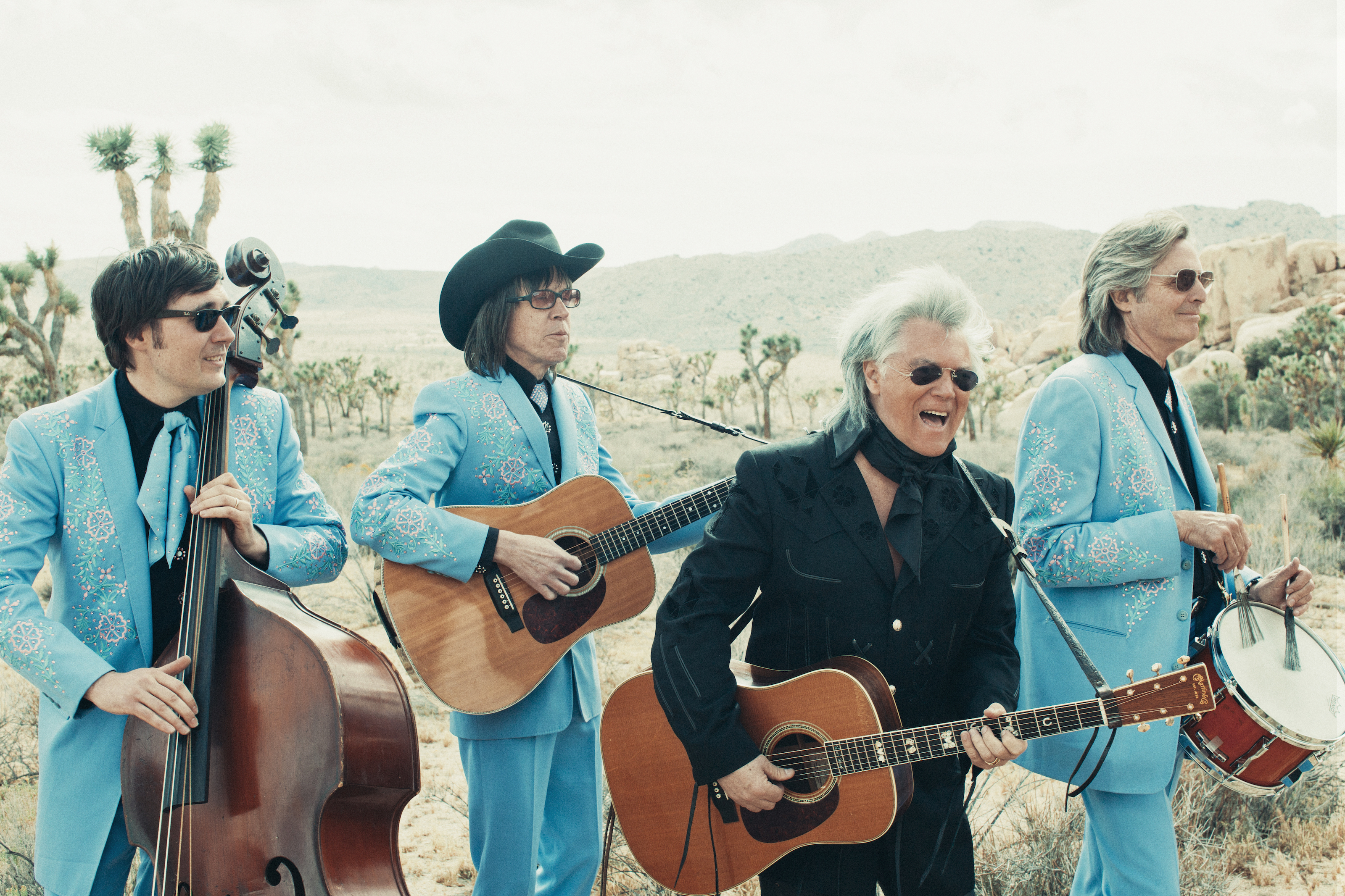 Marty Stuart and His Fabulous Superlatives will play the Tralf Music Hall on April 20. (Photo by Alysse Gafkjen)