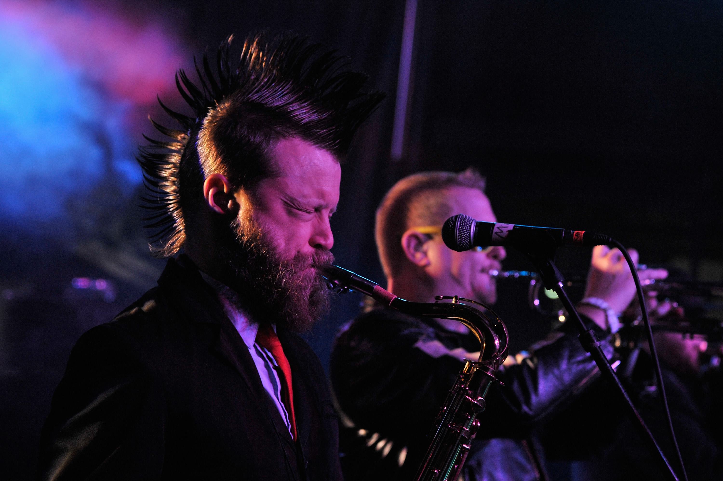 Ska band Reel Big Fish will perform a special outdoor show at the Woods at Bear Creek in Franklinville. (Getty Images)