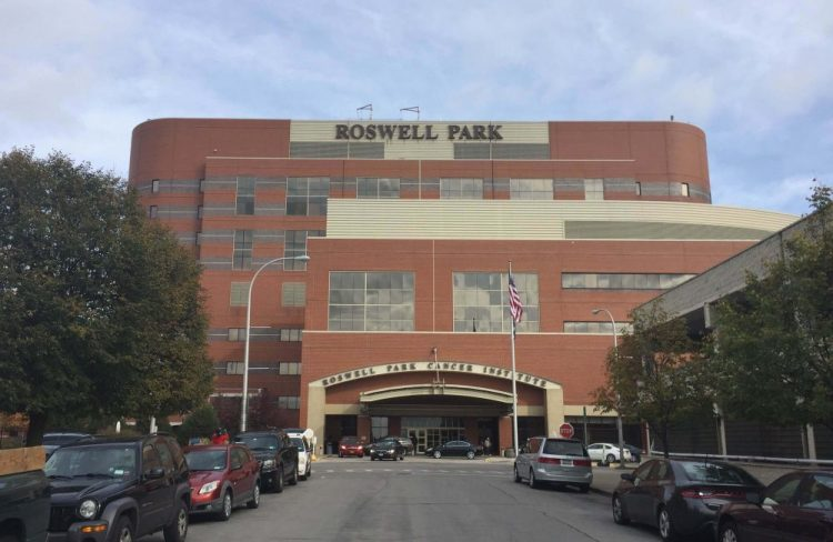 Roswell Park Comprehensive Cancer Center. (Buffalo News file photo)
