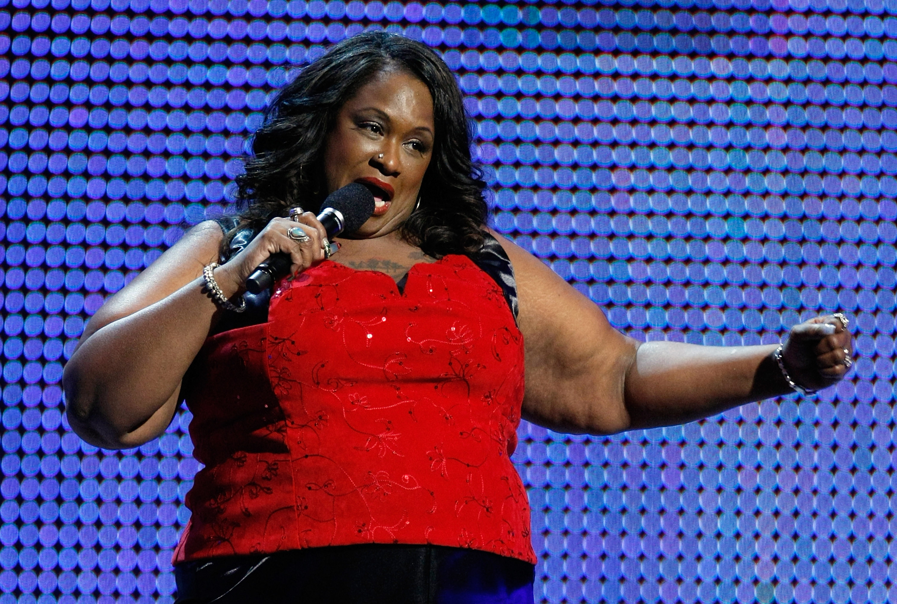 Thea Vidale will perform at the Groove Lounge. (Getty Images)