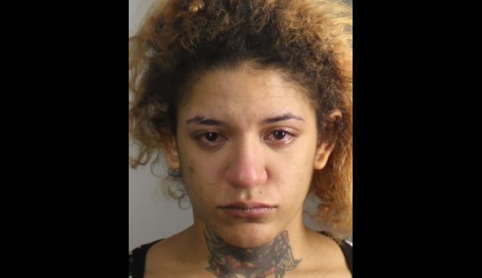 Arriana Craig was charged with assaulting two Erie County Sheriff's deputies in the Erie County Holding Center. (Courtesty Erie County Sheriff's Office)