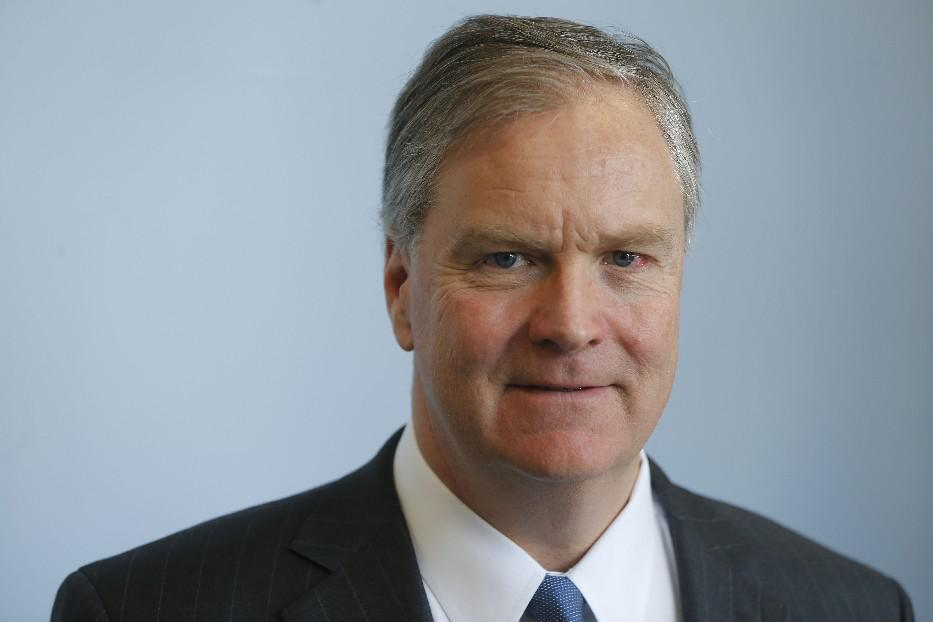 Martin K. Birmingham, president and CEO of Financial Institutions. (News file photo)