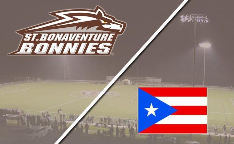 St. Bonaventure women's soccer hosts the Puerto Rico women's national team on Monday. (via SBU)