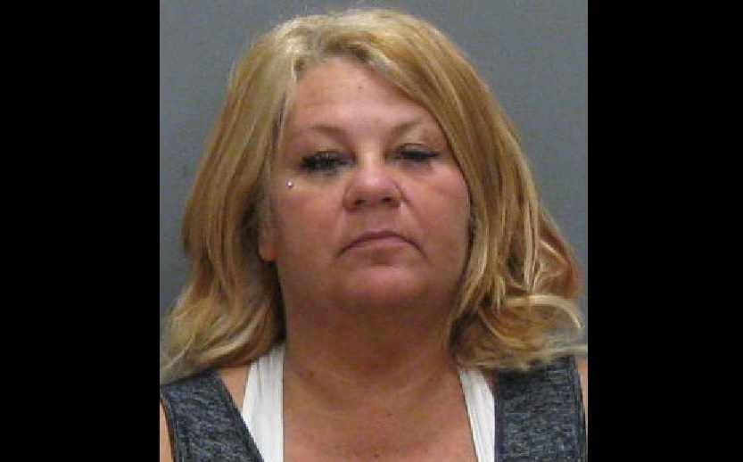Cindy S. Frank, 45, of Jamestown, faces a felony drug possession charge. (Jamestown Police)