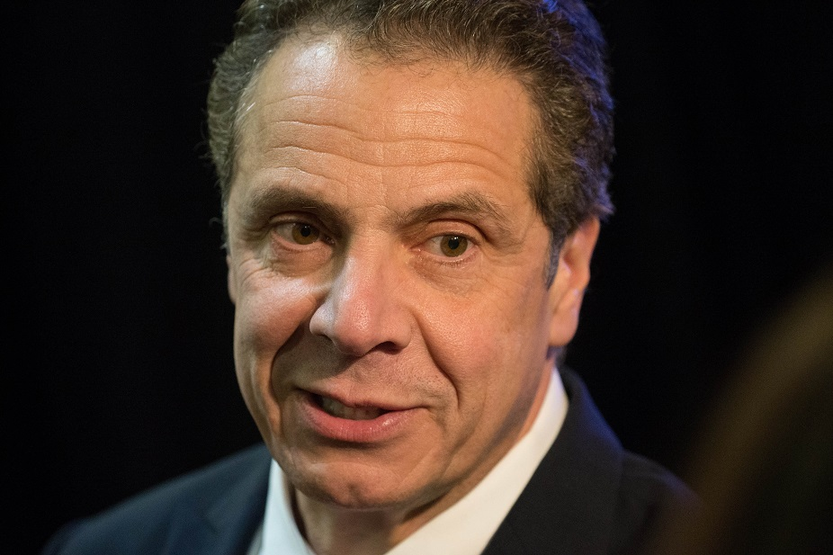 Gov. Cuomo reported $218,100 in income from his memoir in 2016. (Derek Gee/Buffalo News file photo)