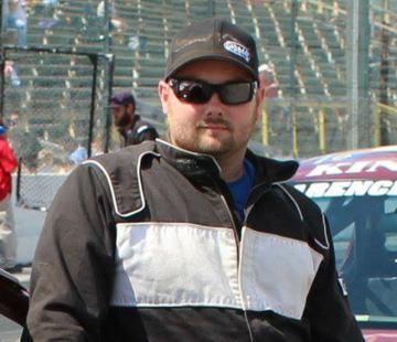 Bobby Woch drives at Lancaster Motorsports Park.