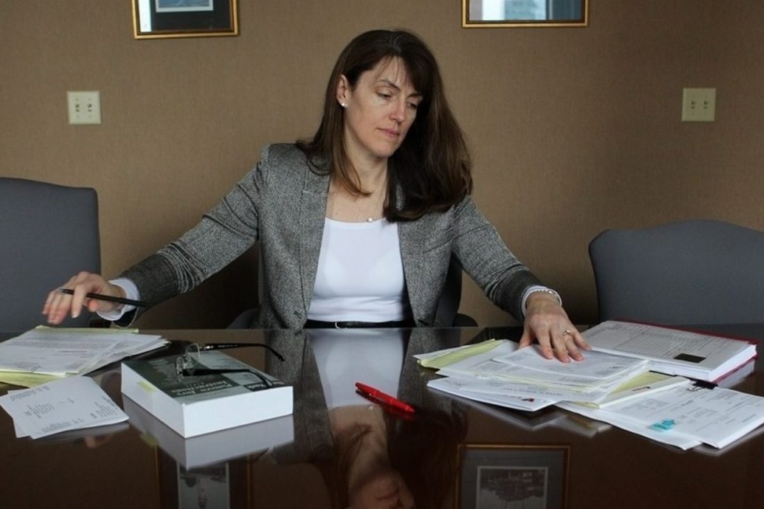 Buffalo attorney Kathleen Sweet was and remains well-qualified for the vacant judicial post. (Sharon Cantillon/Buffalo News file photo)
