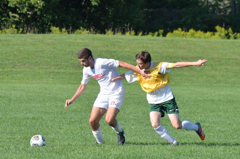 The Gorges Classic, played at Fort Niagara State Park, has become one of the largest adult soccer tournaments on the East Coast. (Photo provided by Ibe Jonah)