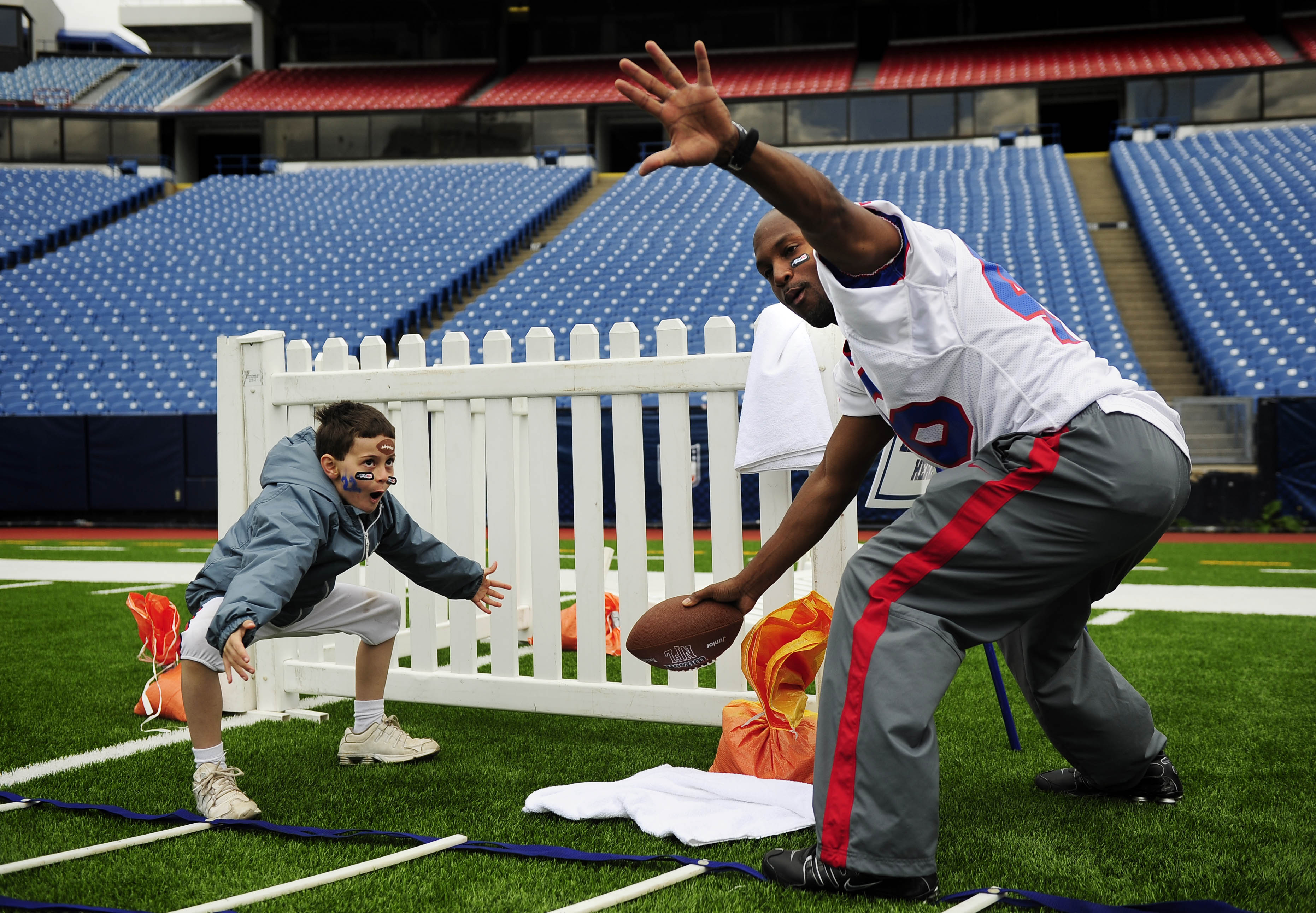 Former Bills cornerback Marlon Kerner brings a wealth of experience to his role as the team's director of player engagement. (Buffalo News file photo)