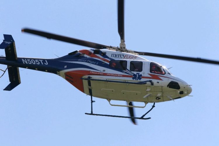 Mercy Flight and Buffalo airport team up for open house Saturday