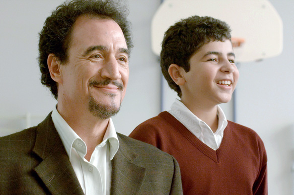 Mohamed Fellas, left, and Seddik Benslimane star in 'Monsieur Lazhar,' which will have a free public screening at the North Park. (Courtesy Music Box Films.)