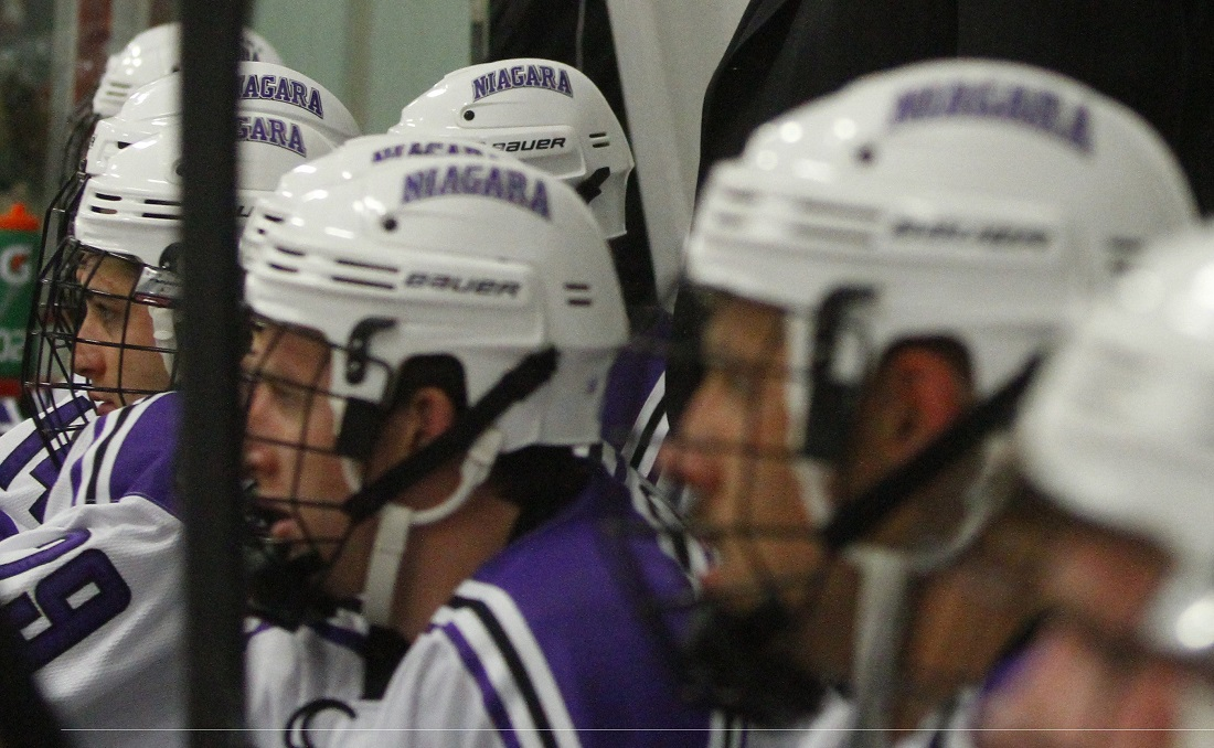 Niagara is ranked 20th in the USCHO.com poll. (John Hickey / Buffalo News file photo)