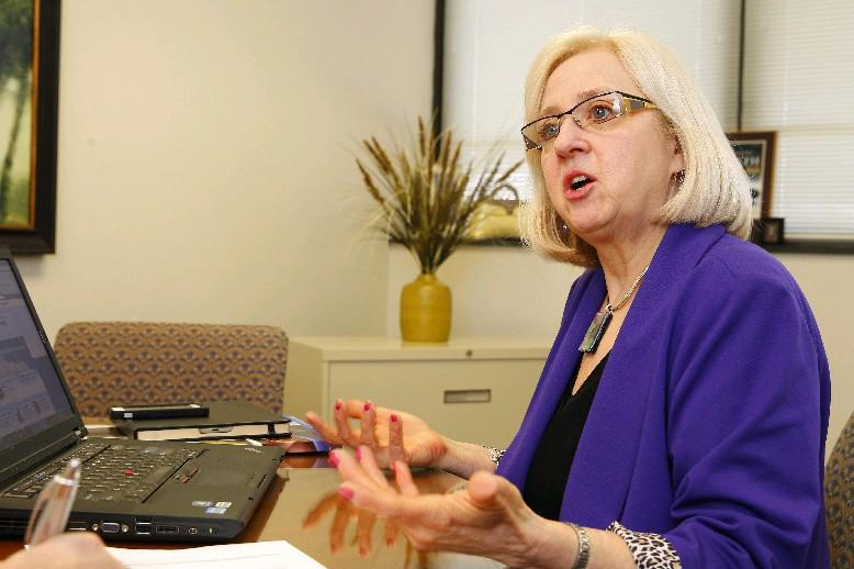 """""""Being aware, and understanding the value, of a health care proxy is important,' says Dr. Patricia Bomba, Univera Healthcare vice president and medical director of geriatrics. (John Hickey/Buffalo News file photo)"""