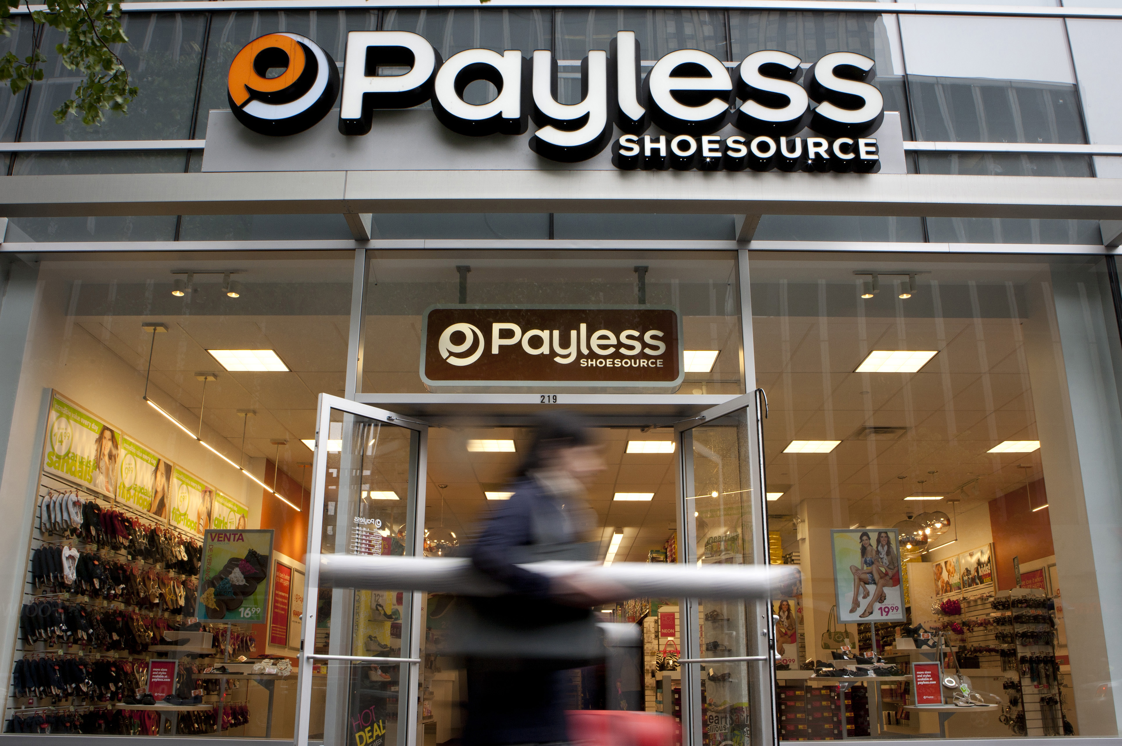 n a statement, Payless CEO Paul Jones called the closures a 'difficult, but necessary, decision driven by the continued challenges of the retail environment, which will only intensify.' (Bloomberg)