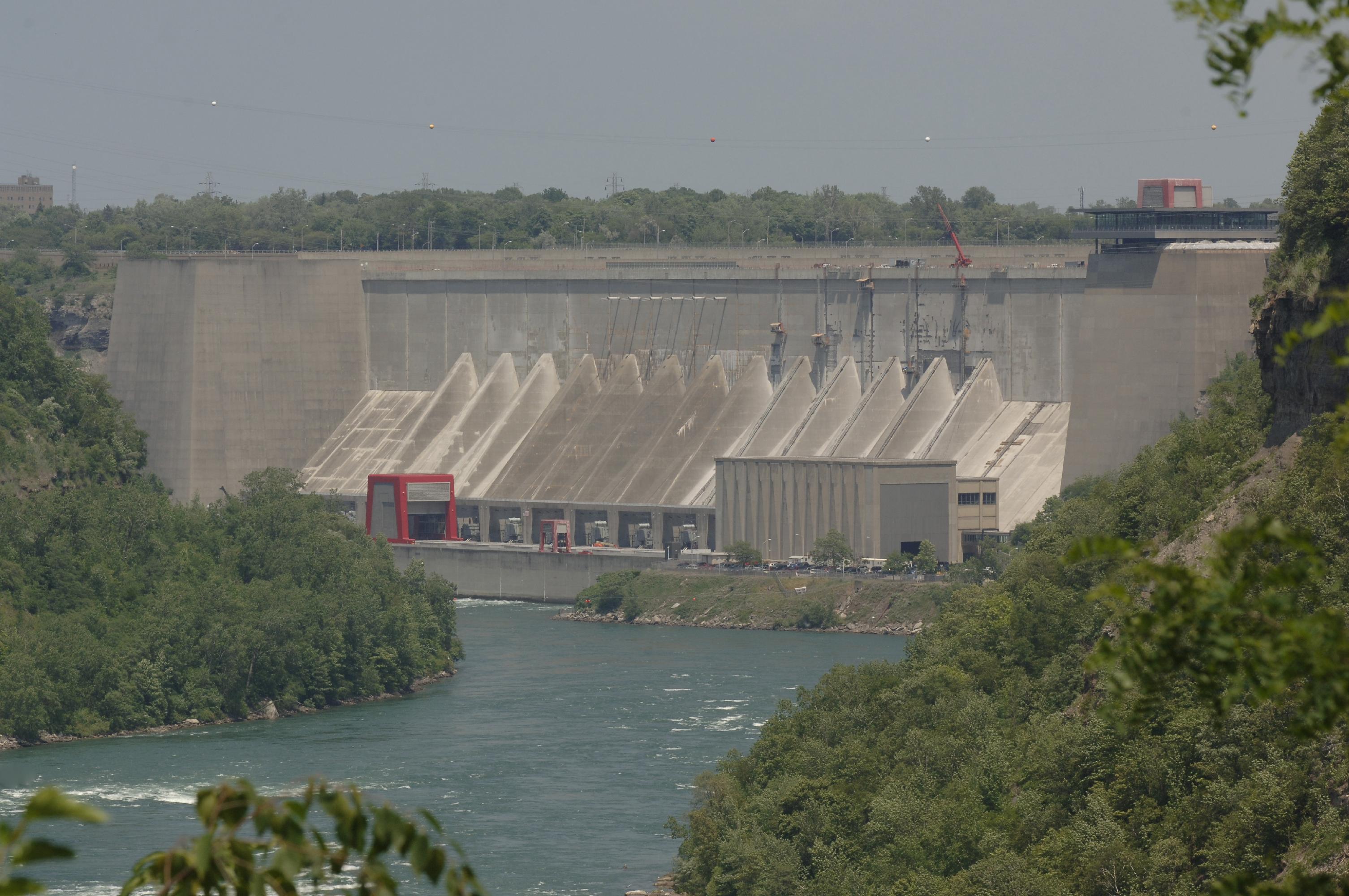 Niagara Power Project (Derek Gee/Buffalo News)