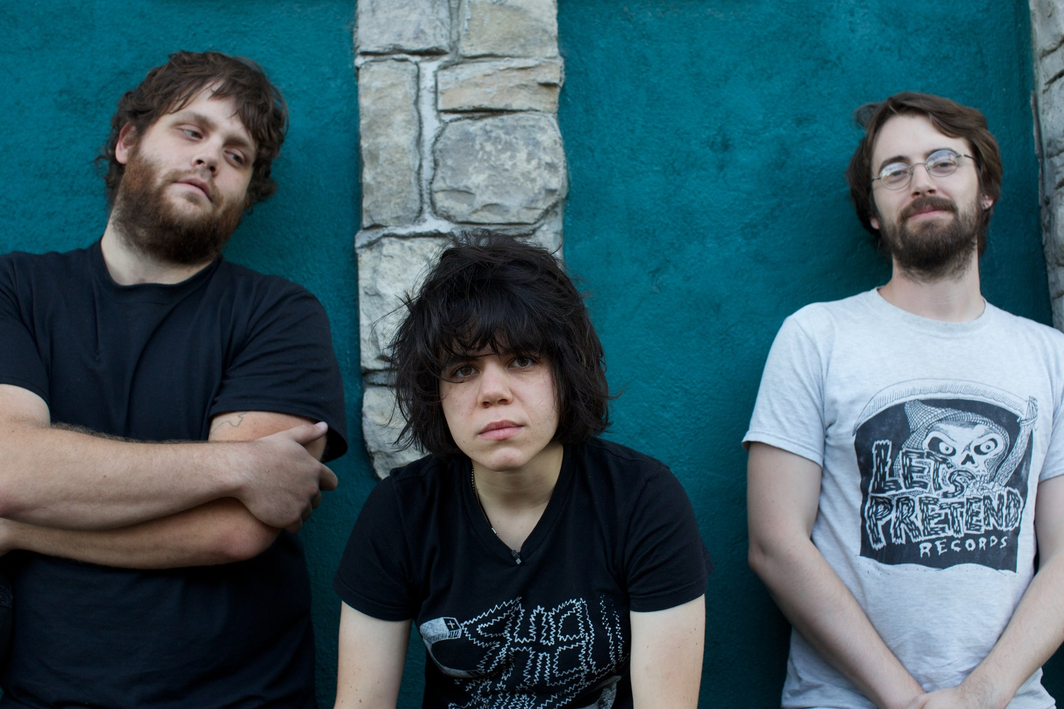 Marissa Paternoster leads the New Jersey trio Screaming Females.