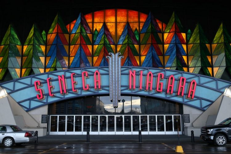 The Seneca Nation and New York State need to resolve their dispute over casino payments quickly. Niagara Falls and Salamanca are paying a heavy price as the Senecas insist their contractual obligation to the state has ended. (News file photo)