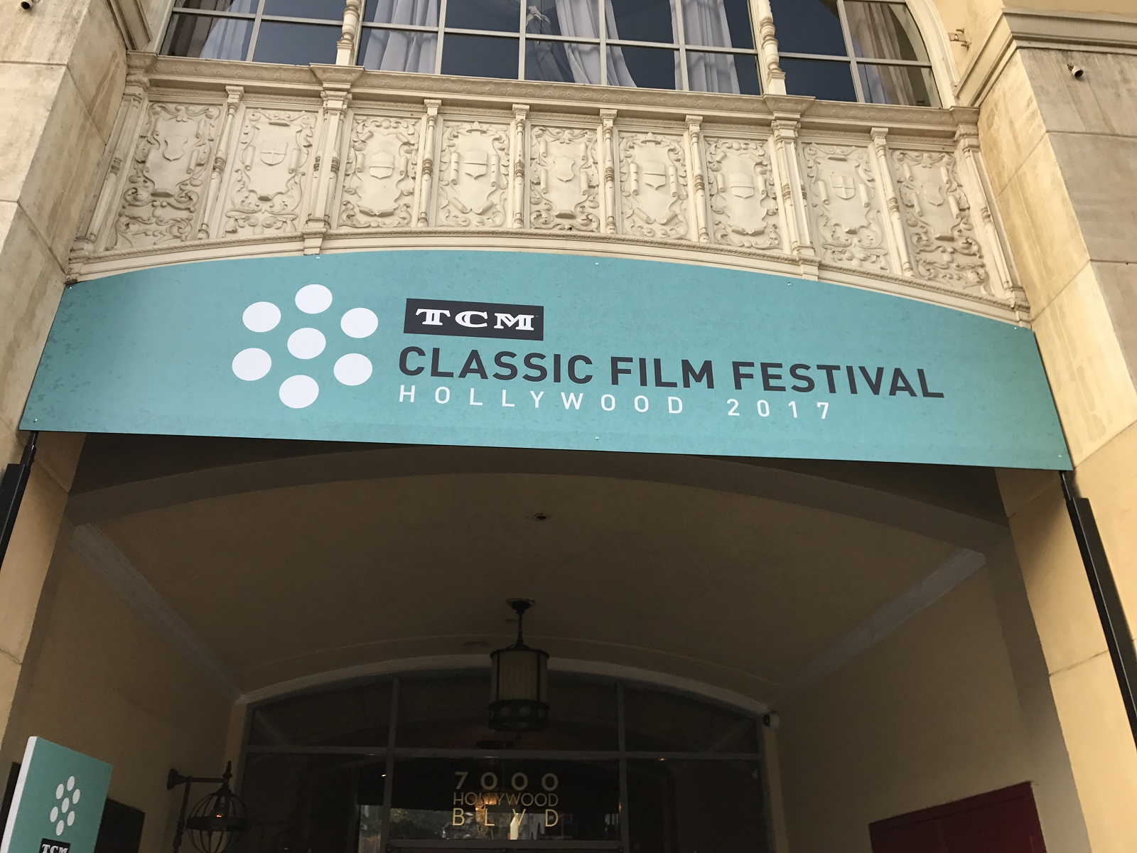 The 2017 Turner Classic Movie Festival showcased more than 80 films plus speakers and special events. (Photo by Toni Ruberto)