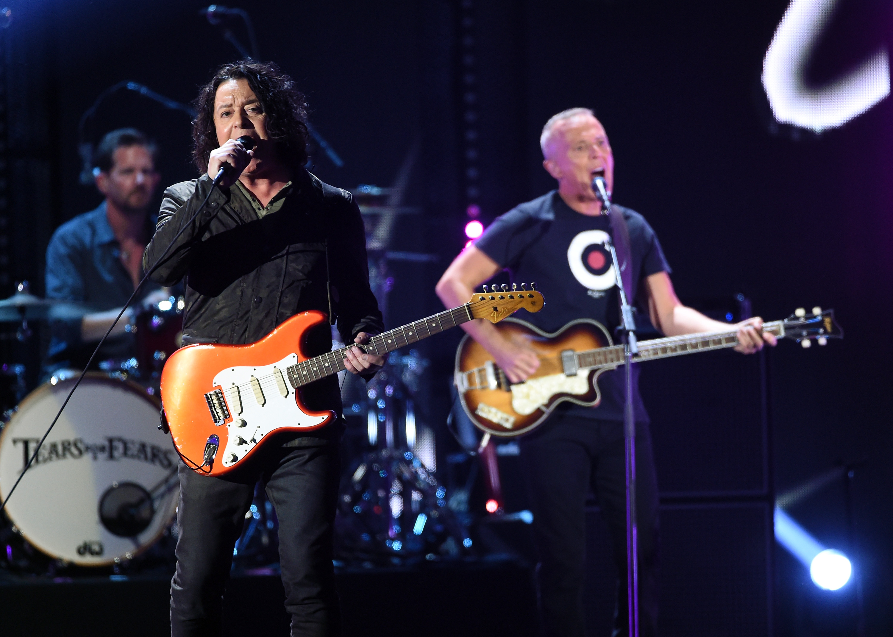 Tears for Fears will perform at Artpark on June 14. (Getty Images)